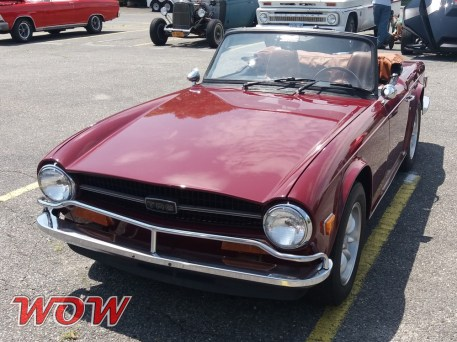 TR6 Front 1