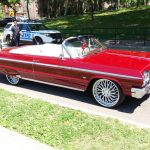 Chevy Impala Convertible - Front