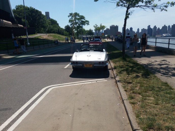 Astoria Park Father's Day Classic Car Show - Queens NY