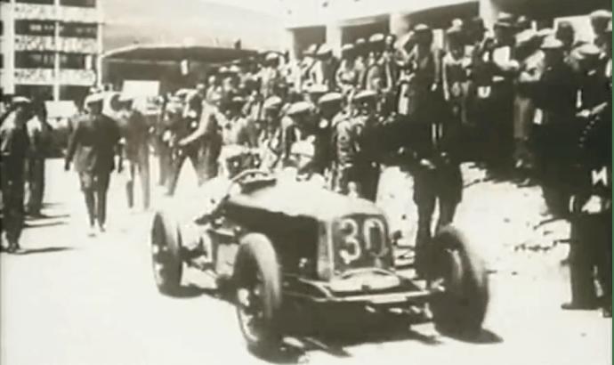 History of Alfa Romeo The P2 Grand Prix Car