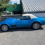 71 Chevrolet Corvette Convertible