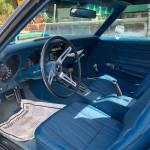 1971 Chevrolet Corvette Convertible Blue 10
