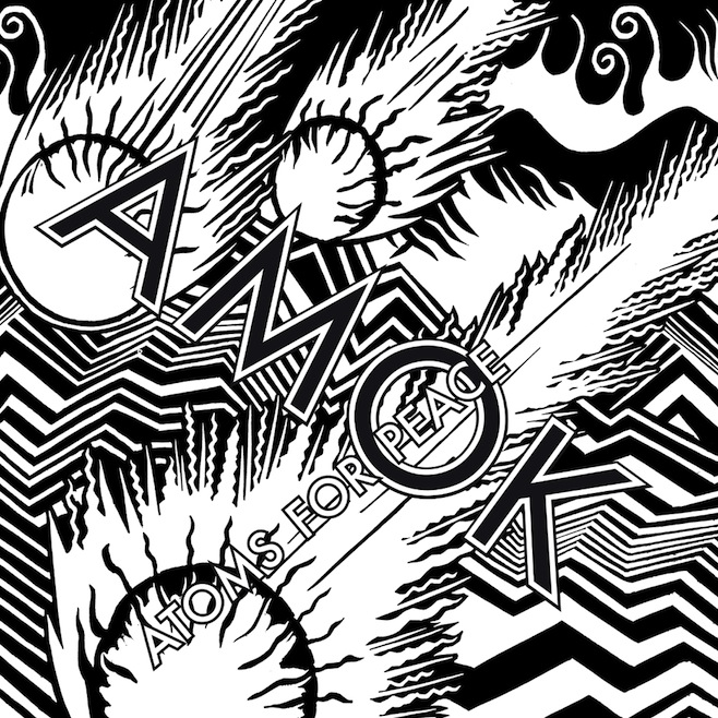 Stream Thom Yorke's Atoms For Peace Album Now