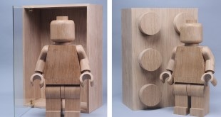 BTmanufacture Wooden Lego Figures