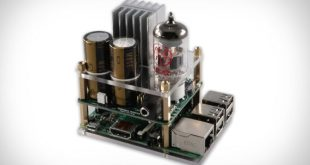 Raspberry Pi Tube Amp