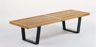 george-nelson-bench