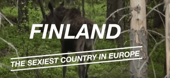 The sexiest country in Europe: Finland! Fuck like a Finn