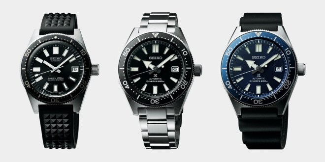 Seiko Is Recreating Their First Dive Watch