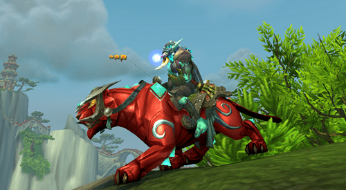 Jewelcrafting Panther Mounts (1/5)