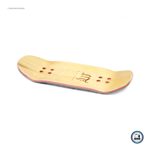 Wow Fingerboard - Concaves Mold Deep Shaped 35mm