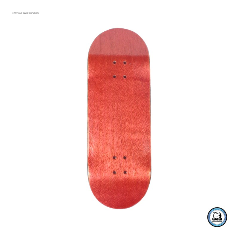 Wow Deck Color Red