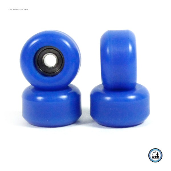 Wow Wheels CNC Azul Escura