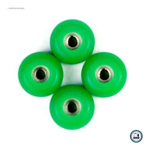 Wow Wheels CNC Verde