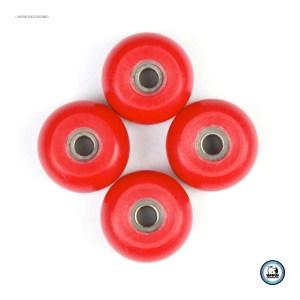 Wow Wheels CNC Vermelha