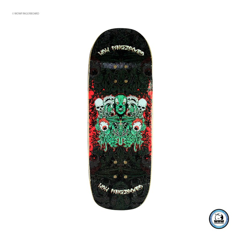 Wow Deck Shaped Zombies