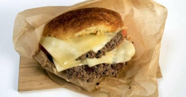 Двойной чизбургер рецепт 👌 с фото пошаговый | Как готовить ...