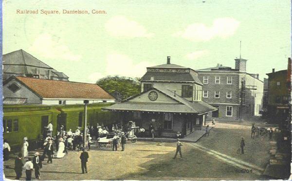 Killingly, CT Old Railway image