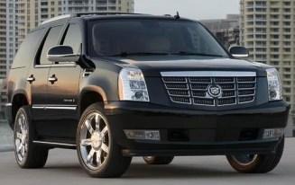 Cadillac Escalade SUV image