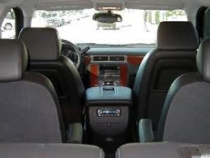 Connecticut SUV interior picture