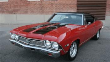 396 chevy engine history