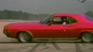 11971 Dodge Challenger 383 Road Test