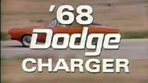 1968 Charger TV Commercial