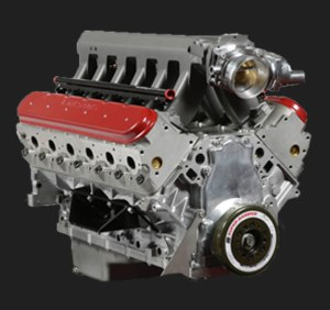 V12 LS Engine