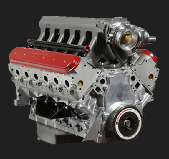 Stock Ls1 With Cam Hp: Wow, Awesome V12LS Engine Based On The GM LS1