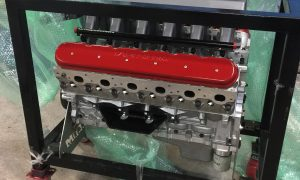 V12 LS Crate Enginein