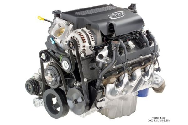 The Chevrolet Vortec 7400