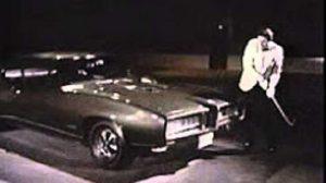 Pontiac GTO Endura Bumper TV C