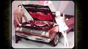 1969 Road Runner Dealer Promo