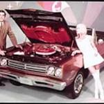 1969 Road Runner Dealer Promo