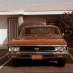 Promotional Film.1966 Chevrolet Chevelle SS 396 James Bond Parody