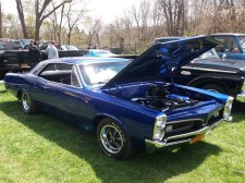 1967 Pontiac GTO Side