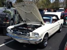 1967 Mustang - Convertible