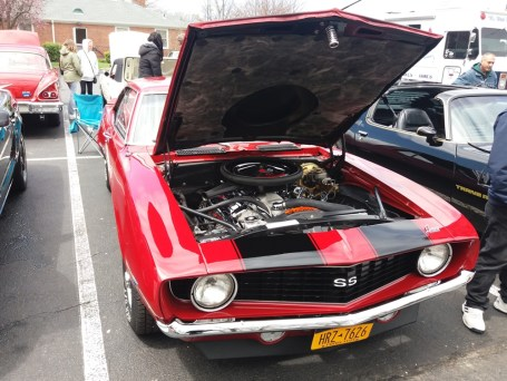 1968 Camro SS Front