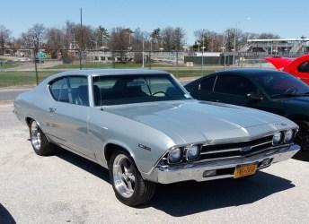 1969 Chevelle Silver