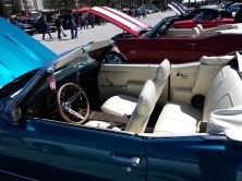 1969 Pontiac Firebird Convertible In