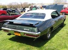 1970 GTO Rear