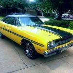 A Stunning Lemon Twist 1970 Plymouth GTX 440