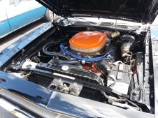 1970 Barracuda Hemi Engine