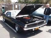 1970 Barracuda Hemi Front 2