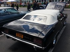 1970 Barracuda Hemi - Rear