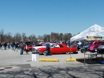 Belmont Car Show-1