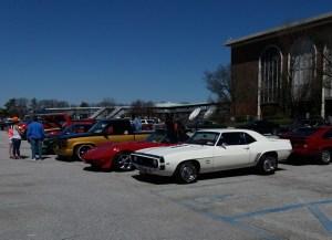 Belmont Car Show-5