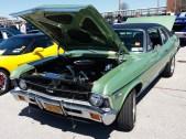 Chevy Nova Front Green