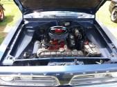 Plymouth Barracuda Engine