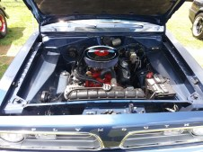 Plymouth Barracuda Engine