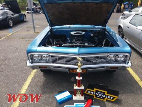 1966 Chevrolet Caprice -Front